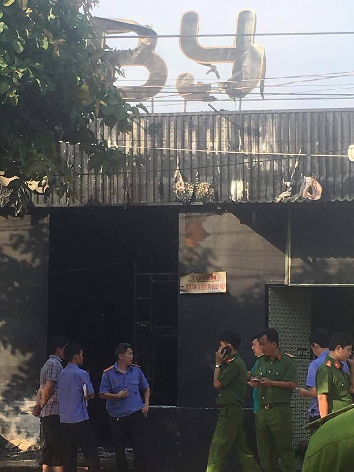 Vụ cháy quán beer club: Nạn nhân thứ 7 tử vong - Ảnh 1.