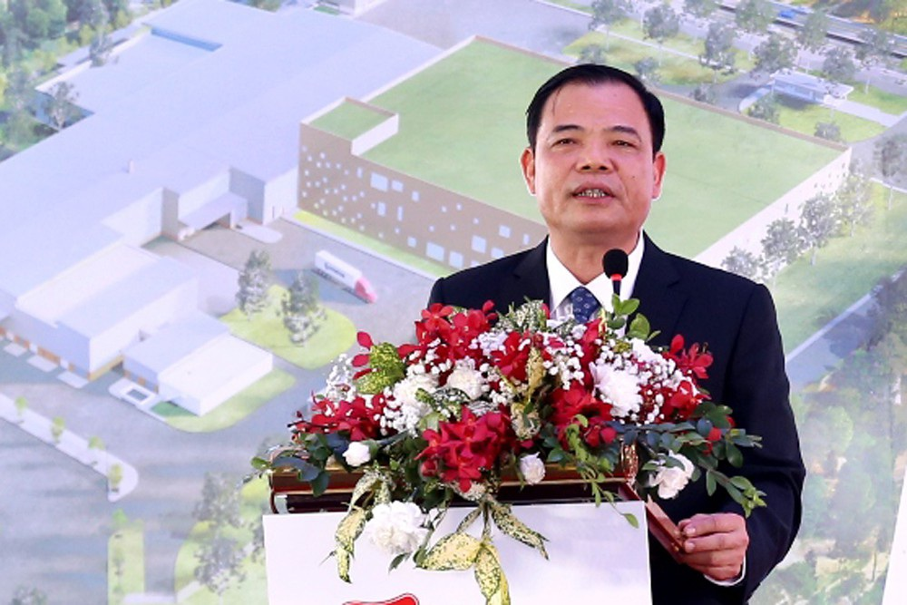 Khánh thành nhà máy chế biến thịt mát đầu tiên của Việt Nam - Ảnh 1.
