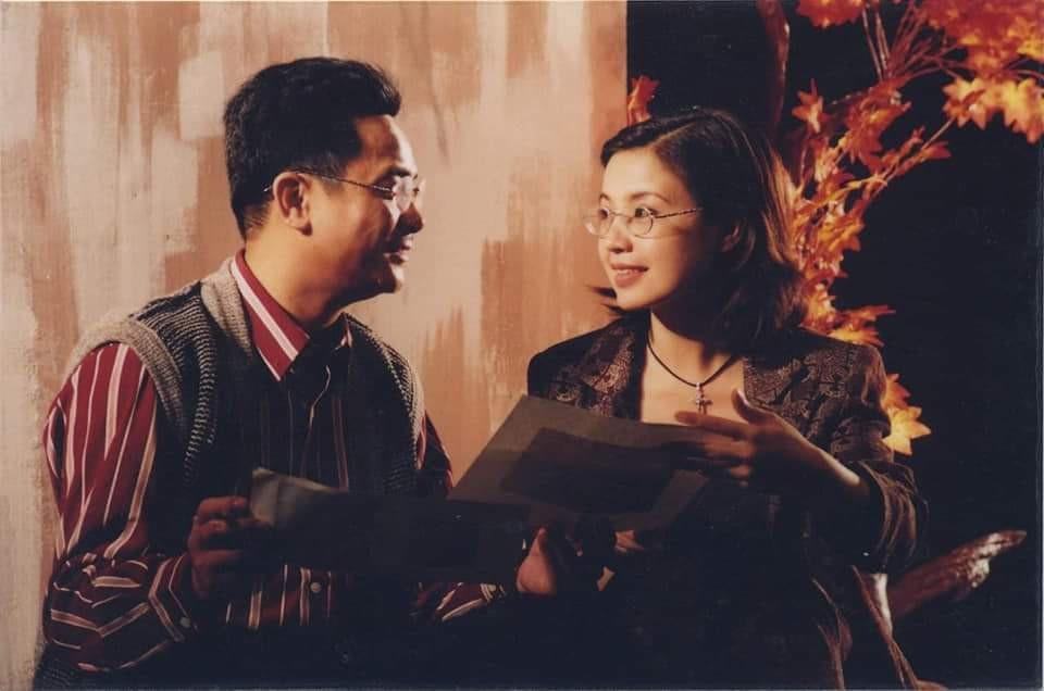 NSND Lan Hương xúc động kể về giây phút cuối cùng của NSND Anh Tú - Ảnh 3.