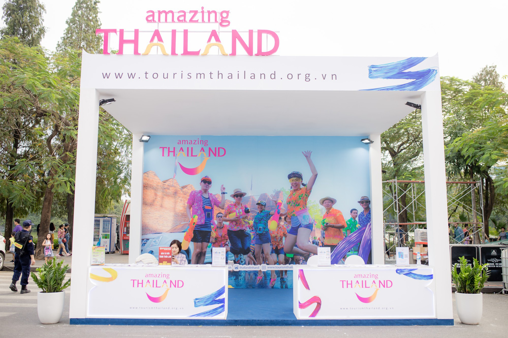 Thái Lan đẩy mạnh quảng bá du lịch, chào đón du khách Việt Nam thứ 1 triệu - Ảnh 2.