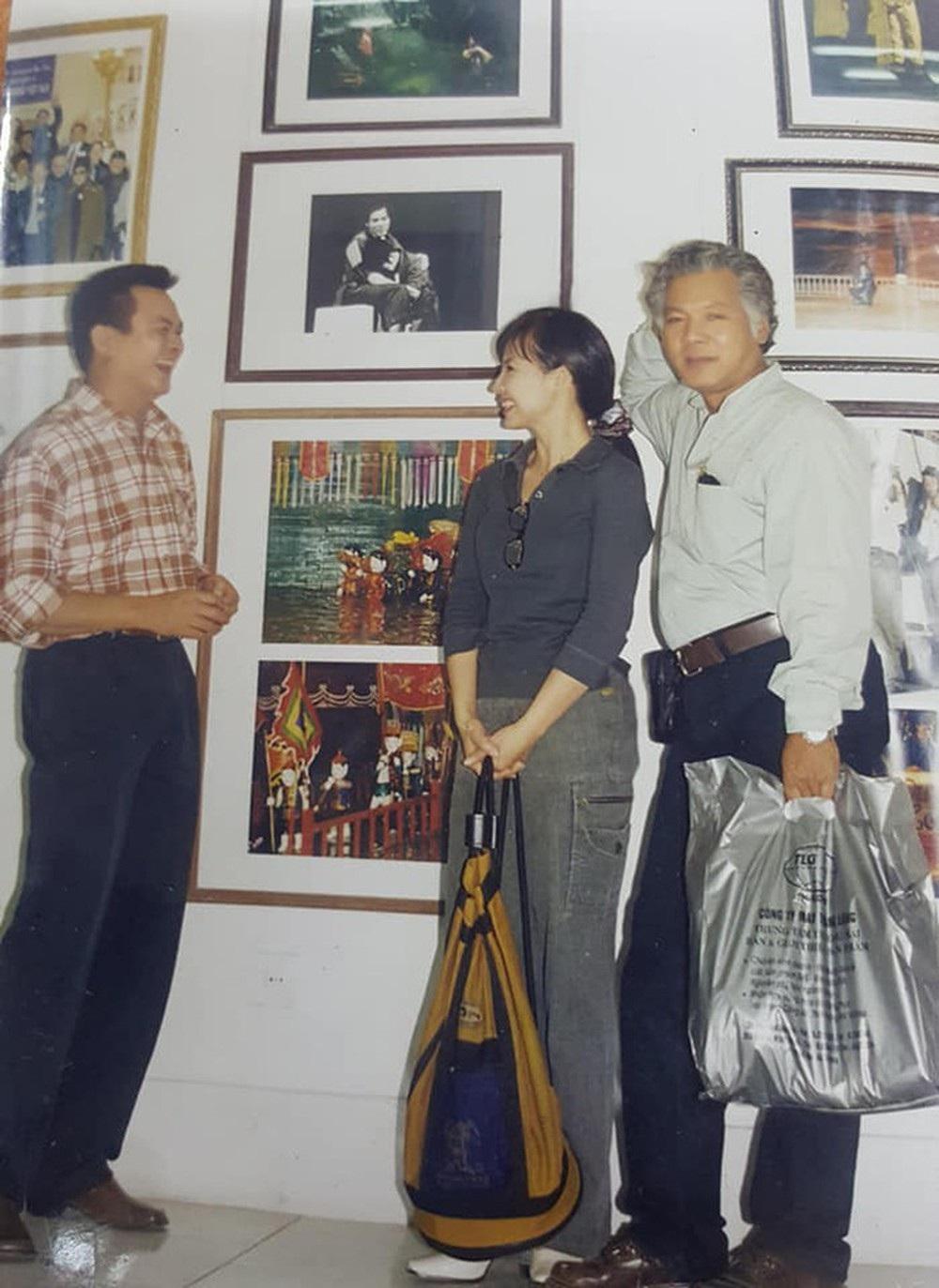 NSND Lan Hương xúc động kể về giây phút cuối cùng của NSND Anh Tú - Ảnh 2.