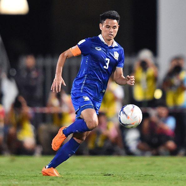 Hậu vệ Thái Lan muốn quên đi nỗi buồn tại AFF Cup 2018 - Ảnh 1.