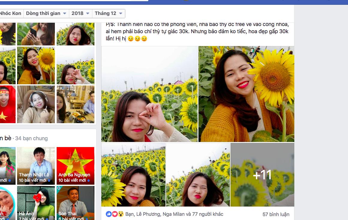 Giới trẻ Sài thành phát cuồng với vườn hoa hướng dương khổng lồ - Ảnh 6.