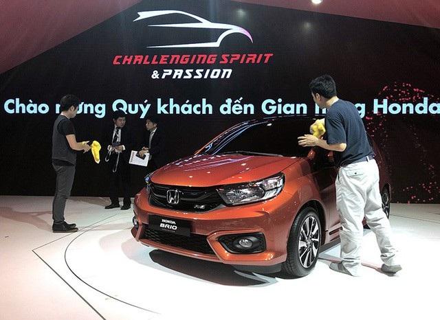 Honda Brio sẽ về Việt Nam với giá từ 330 triệu đồng? - Ảnh 1.