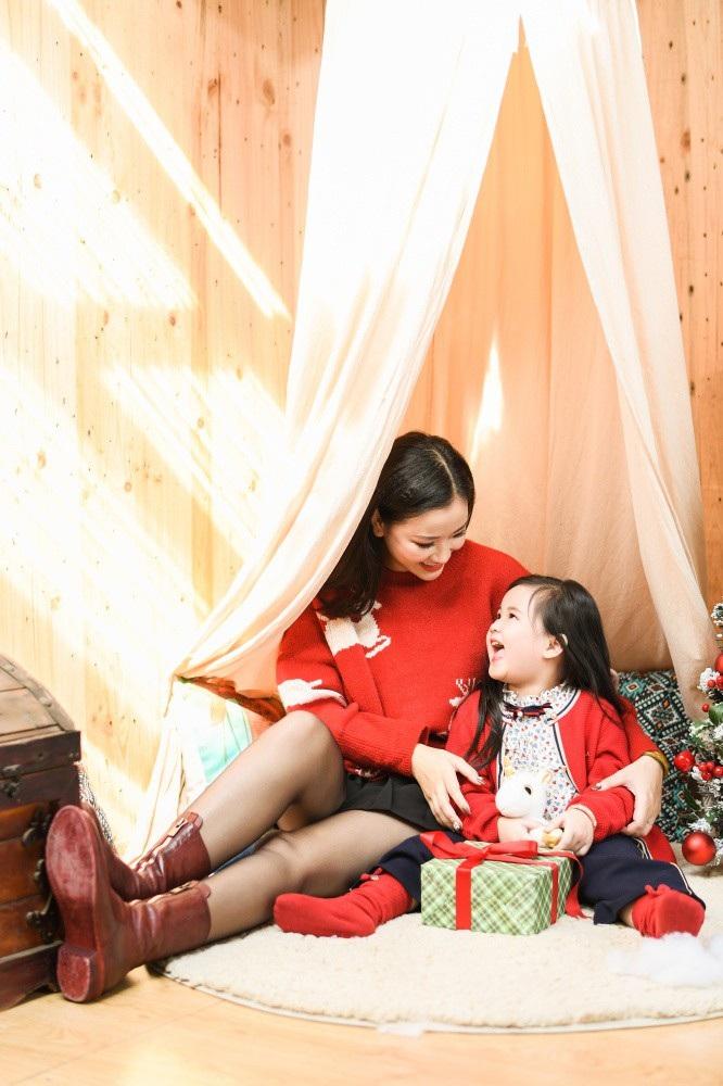 Ca sĩ Maya: Con gái rất hiểu chuyện và thương mẹ - Ảnh 4.