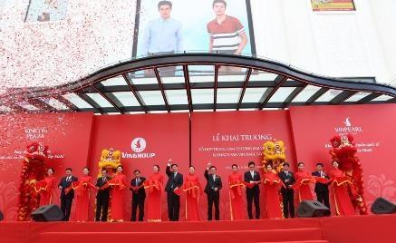 Vinpearl Hotel Tây Ninh rực rỡ khai trương trong ngày Giáng Sinh - Ảnh 1.
