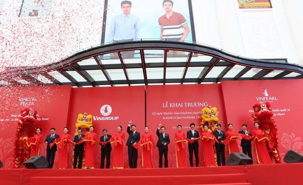 Vincom ra mắt 05 trung tâm thương mại mới trong ngày 24/12 - Ảnh 1.