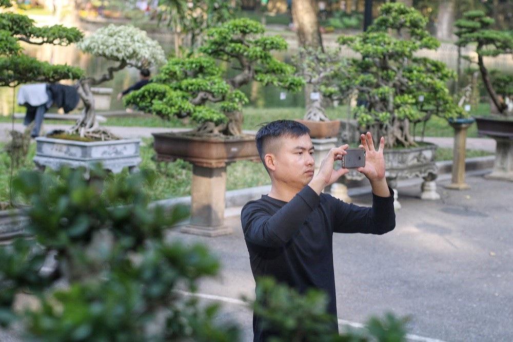"""""""Kỳ họa, dị thảo"""" hội tụ ở Hà Nội khiến dân chơi cây cảnh phát sốt - Ảnh 13."""