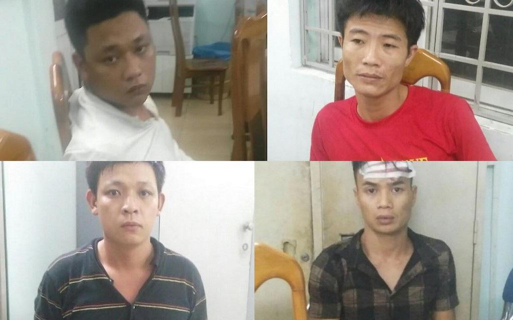 Bắt nhóm thuê xe ô tô tự lái rồi mang bán sang Campuchia - Ảnh 1.