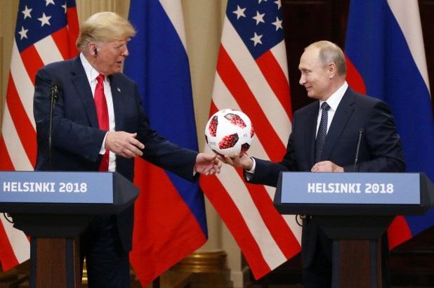 Donald Trump - nhà lãnh đạo gây xôn xao chính trường thế giới năm 2018 - Ảnh 7.