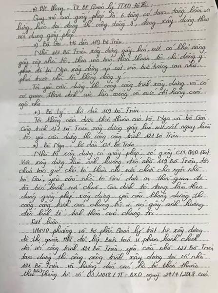 Hà Nội: Yêu cầu tạm dừng thi công công trình đe doạ gây sập nhà của cụ bà 76 tuổi - Ảnh 2.