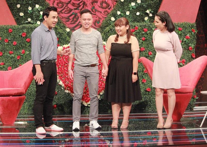 Cô gái quyết tâm giảm 30kg để đi tìm bạn trai tại show hẹn hò - Ảnh 4.