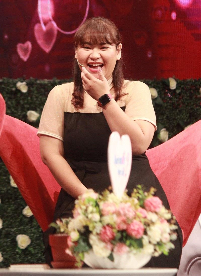 Cô gái quyết tâm giảm 30kg để đi tìm bạn trai tại show hẹn hò - Ảnh 2.