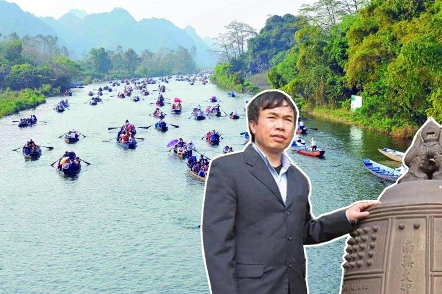 """""""Siêu"""" dự án 15.000 tỷ ở chùa Hương: Đại gia Xuân Trường nói thu lợi chỉ là một phần mục đích - Ảnh 1."""
