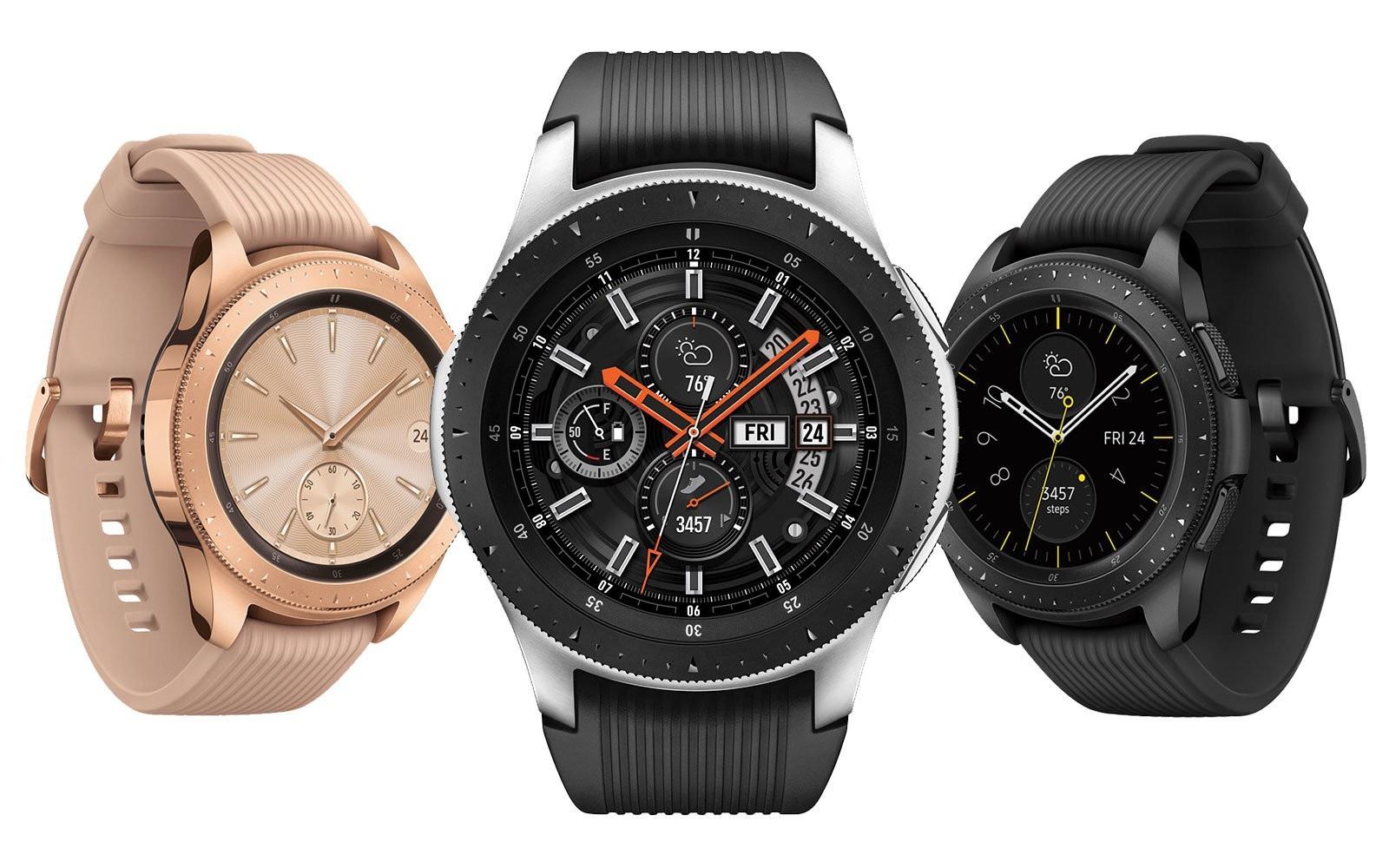 Samsung Galaxy Watch chính thức ra mắt tại Việt Nam - Ảnh 2.