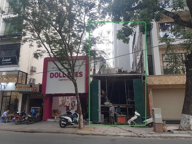 Hà Nội: Yêu cầu tạm dừng thi công công trình đe doạ gây sập nhà của cụ bà 76 tuổi - Ảnh 4.