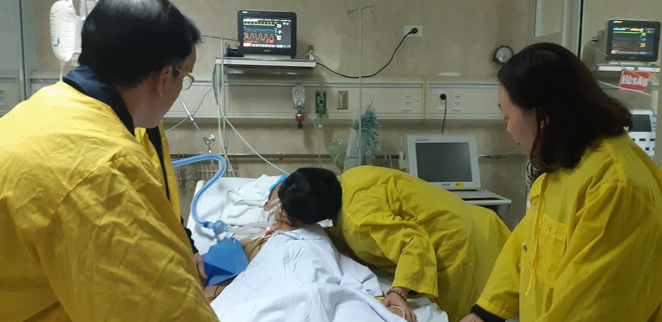 Ca hiến 6 tạng và ghép phổi đầu tiên bởi các bác sĩ Việt Nam lọt top sự kiện tiêu biểu ngành y - Ảnh 1.