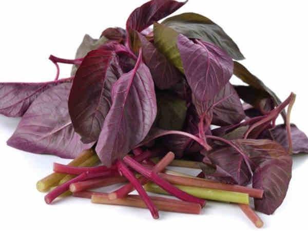 Những lợi ích sức khỏe của rau dền - Ảnh 3.