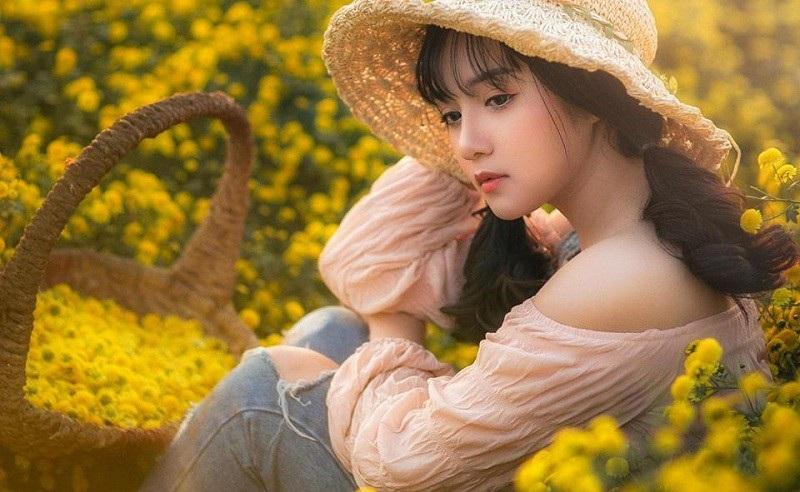 Nữ sinh Hưng Yên gieo thương nhớ với bức ảnh đi học quân sự - Ảnh 9.