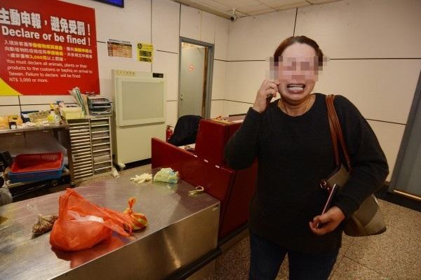 Du khách khóc ngất khi bị phạt 150 triệu đồng vì mang theo thịt khô vào Đài Loan - Ảnh 2.