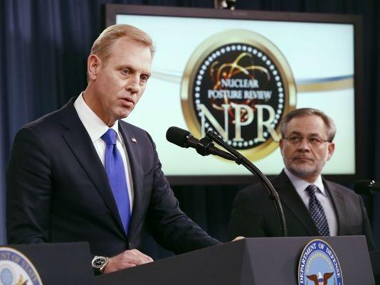 """Con đường """"chông gai"""" tới Lầu Năm Góc của quyền bộ trưởng quốc phòng Mỹ - Ảnh 1."""