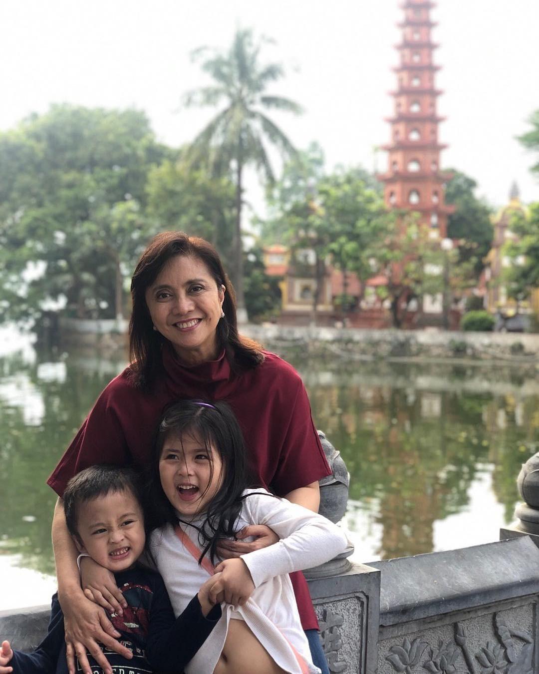 Phó Tổng thống Philippines tới Việt Nam nghỉ Giáng sinh - Ảnh 4.