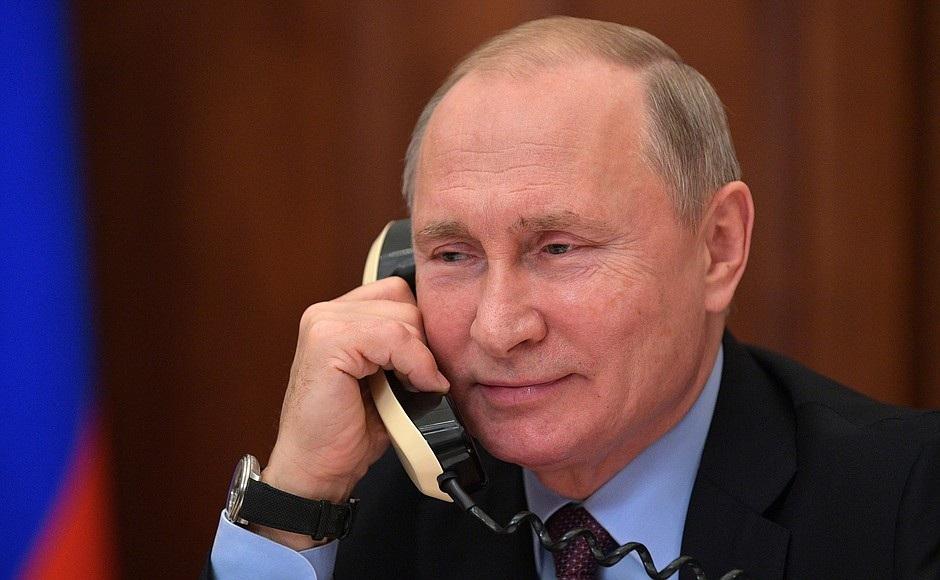 Ông Putin mời vị khách đặc biệt 15 tuổi thăm chuyên cơ tổng thống - Ảnh 6.