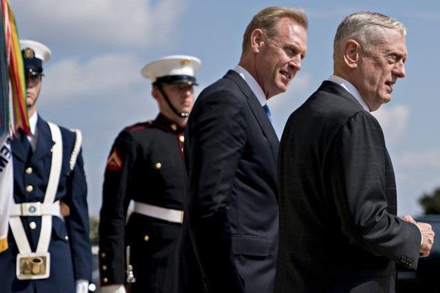"""Con đường """"chông gai"""" tới Lầu Năm Góc của quyền bộ trưởng quốc phòng Mỹ - Ảnh 2."""