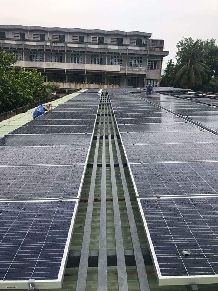 Đà Nẵng lắp đặt thí điểm hệ thống điện năng lượng mặt trời - Ảnh 2.