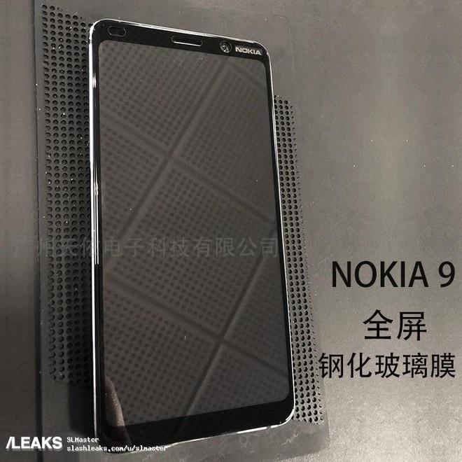 Nokia 9 lộ ảnh chụp mặt trước, thiết kế iPad mini 5 được hé lộ - Ảnh 2.