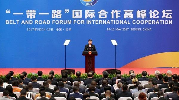 """Chuyên gia """"giải mã"""" chiến lược Trung Quốc quân sự hóa Vành đai Con đường - Ảnh 2."""
