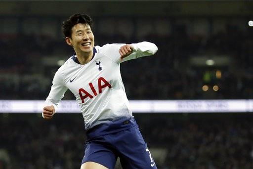 Son Heung Min không thể ngừng ghi bàn trước thềm Asian Cup 2019 - Ảnh 1.