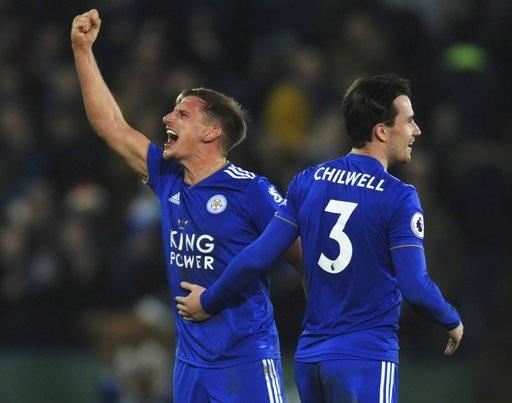 Leicester City 2-1 Man City: Nhà ĐKVĐ tiếp tục thất bại - Ảnh 6.