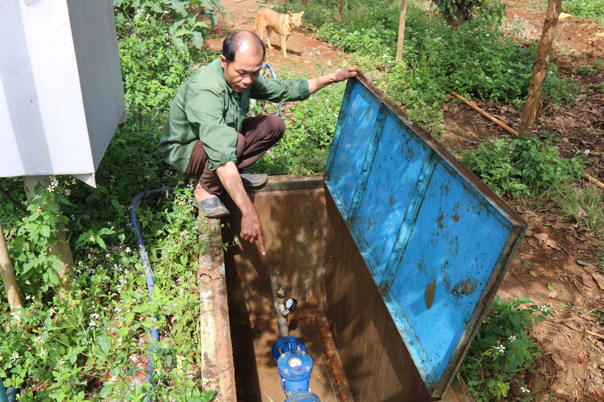 Công trình nước sạch bỏ hoang, hàng trăm tỷ đồng thành… phế liệu! - Ảnh 2.