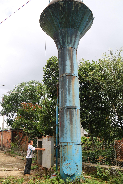 Công trình nước sạch bỏ hoang, hàng trăm tỷ đồng thành… phế liệu! - Ảnh 5.