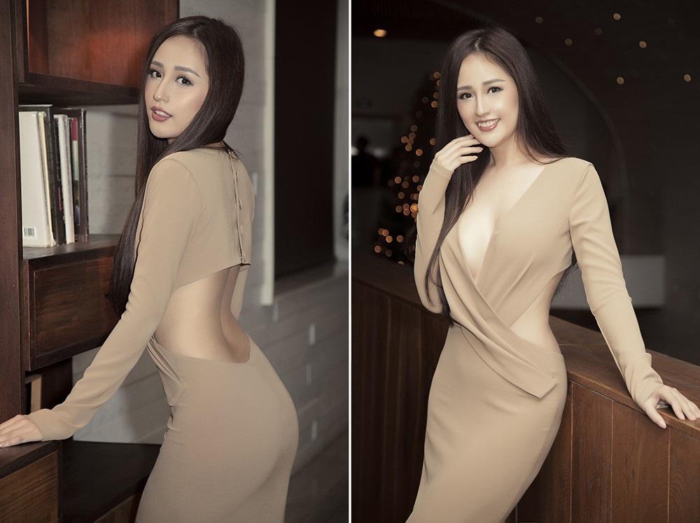 Hoa hậu Mai Phương Thúy thu hút với trang phục cực kỳ táo bạo - Ảnh 3.