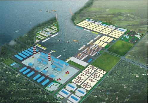 Công bố quyết định của Thủ tướng Chính phủ về xây dựng Khu bến cảng Mỹ Thủy - Ảnh 3.