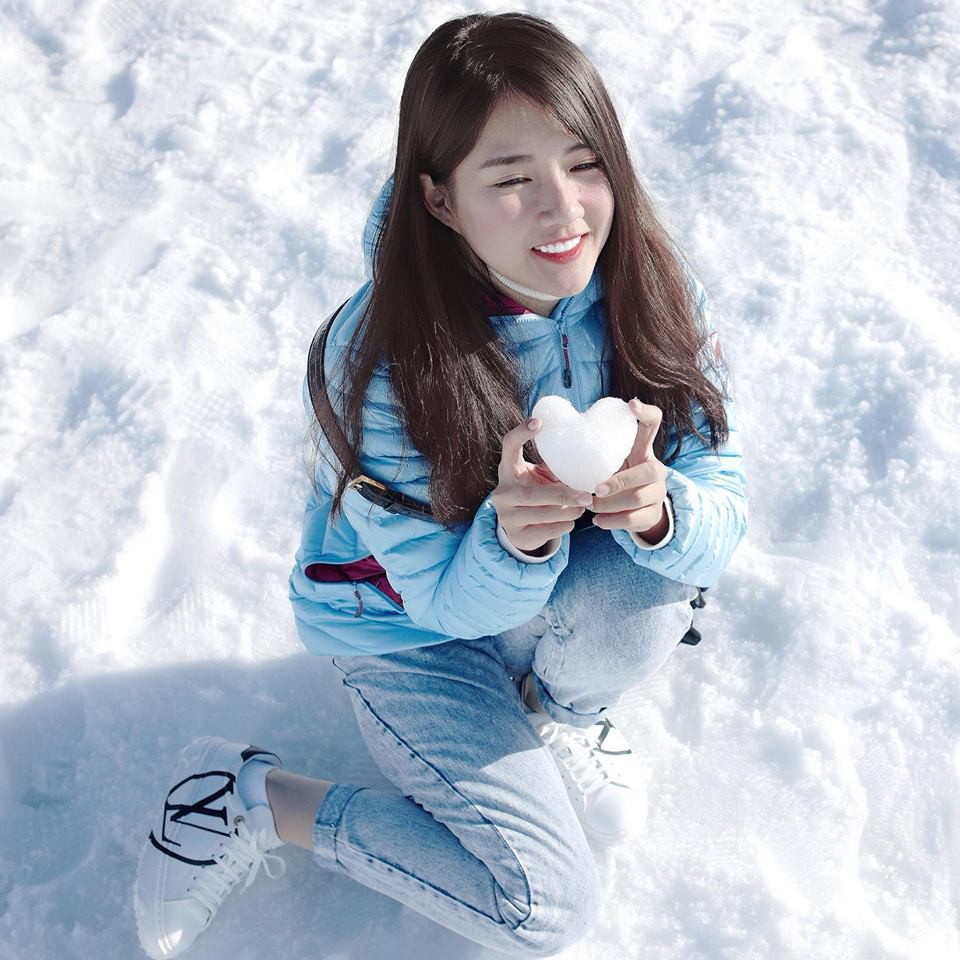 Hot girl Reuters Kiều Trinh úp mở hình ảnh bạn trai mới - Ảnh 5.
