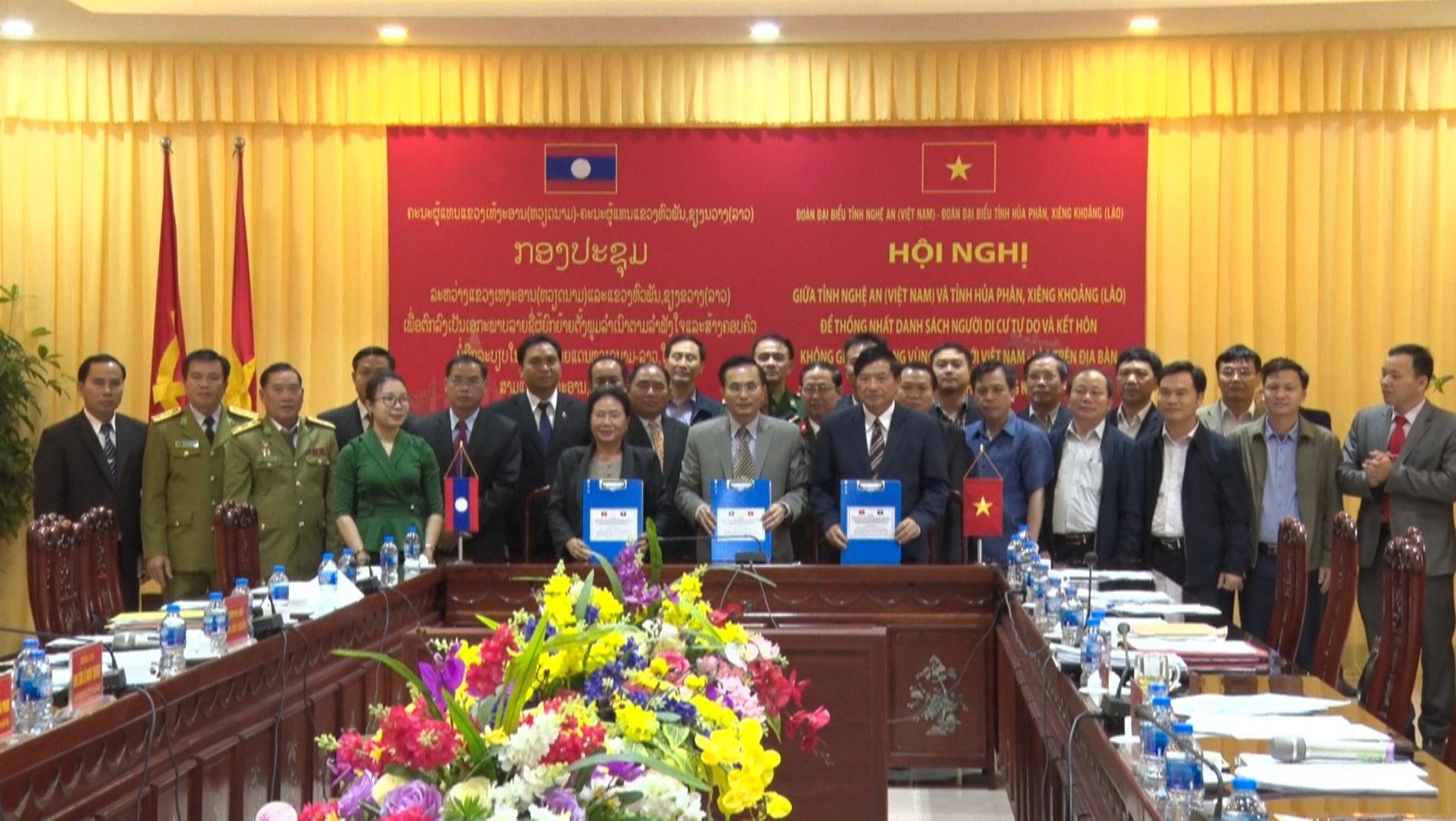 Hơn 450 người Nghệ An di cư tự do, kết hôn không giá thú tại Lào - Ảnh 2.