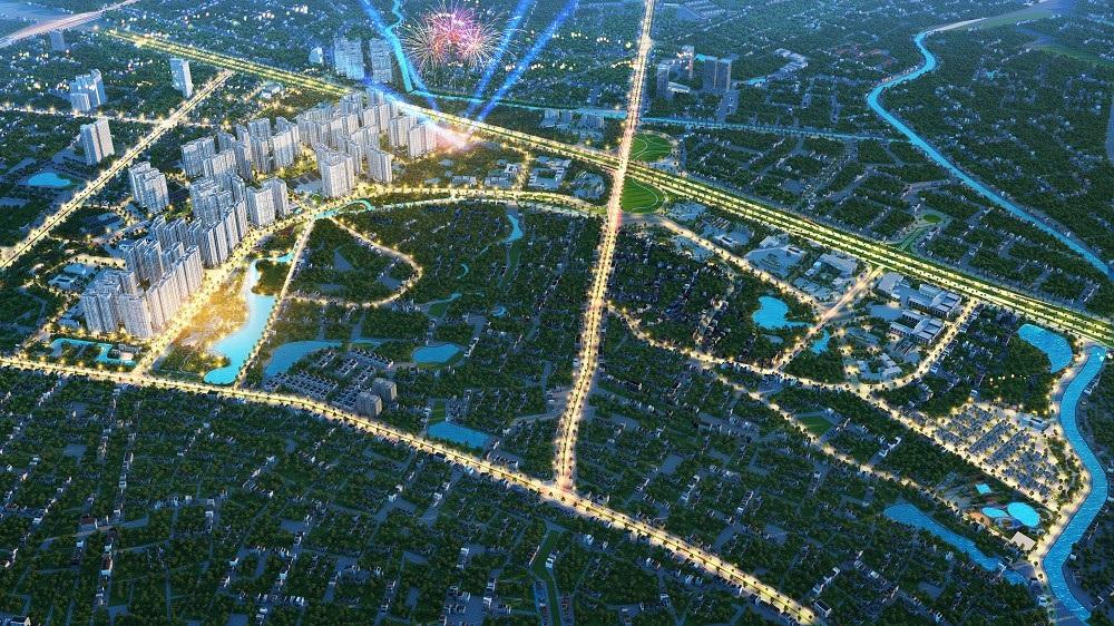 Bất động sản phía tây Hà Nội bứt tốc nhờ hạ tầng tỷ USD - Ảnh 1.