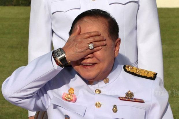 Phó Thủ tướng Thái Lan thoát nguy cơ mất chức sau bê bối mượn đồng hồ sang - Ảnh 1.