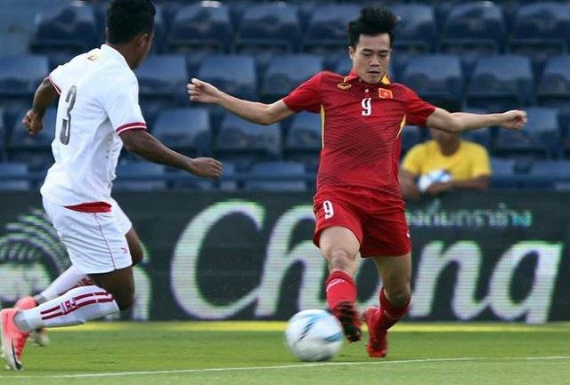 Asian Cup 2019: Chờ sự trở lại của bộ đôi Văn Toàn - Minh Vương - Ảnh 1.