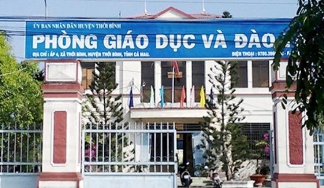Trưởng Phòng Giáo dục bị kiểm điểm vì thực hiện chỉ đạo của tỉnh không minh bạch - Ảnh 1.