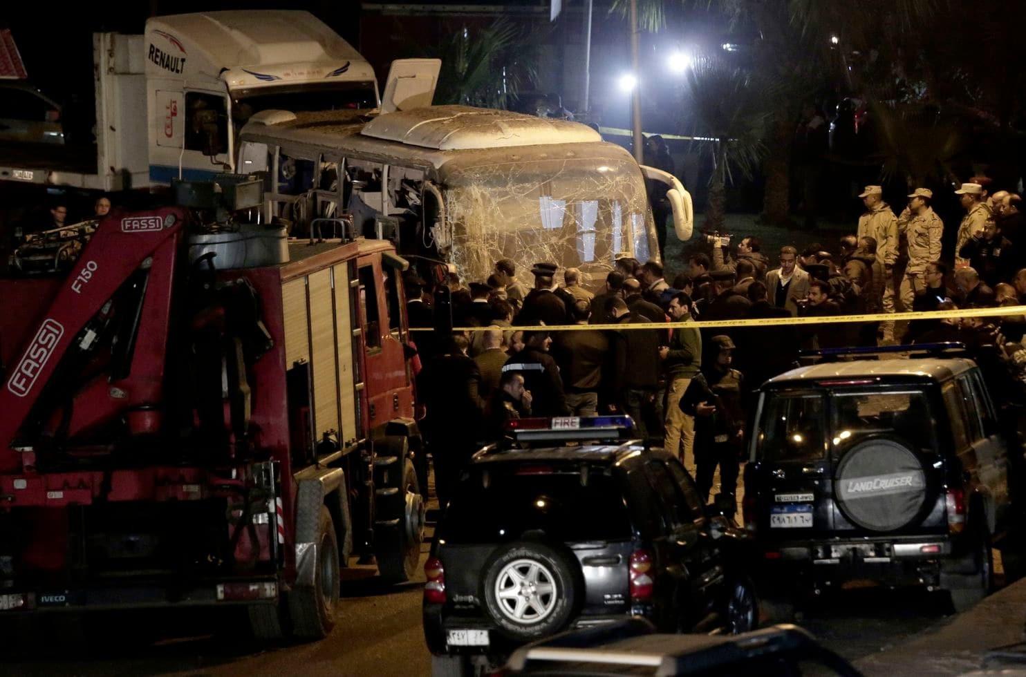 Sau vụ đánh bom khiến 3 người Việt bị thiệt mạng, liệu Ai Cập còn an toàn với du khách quốc tế? - Ảnh 2.