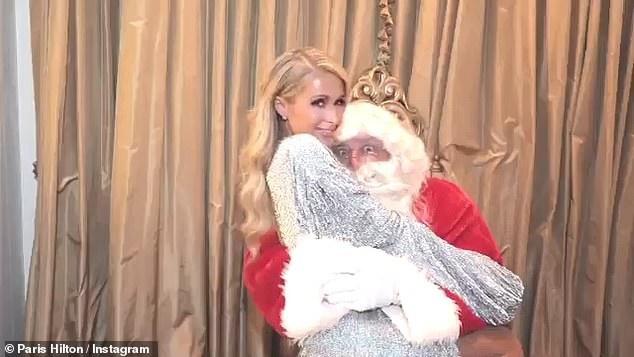 Paris Hilton sành điệu ra phố mua sắm - Ảnh 7.