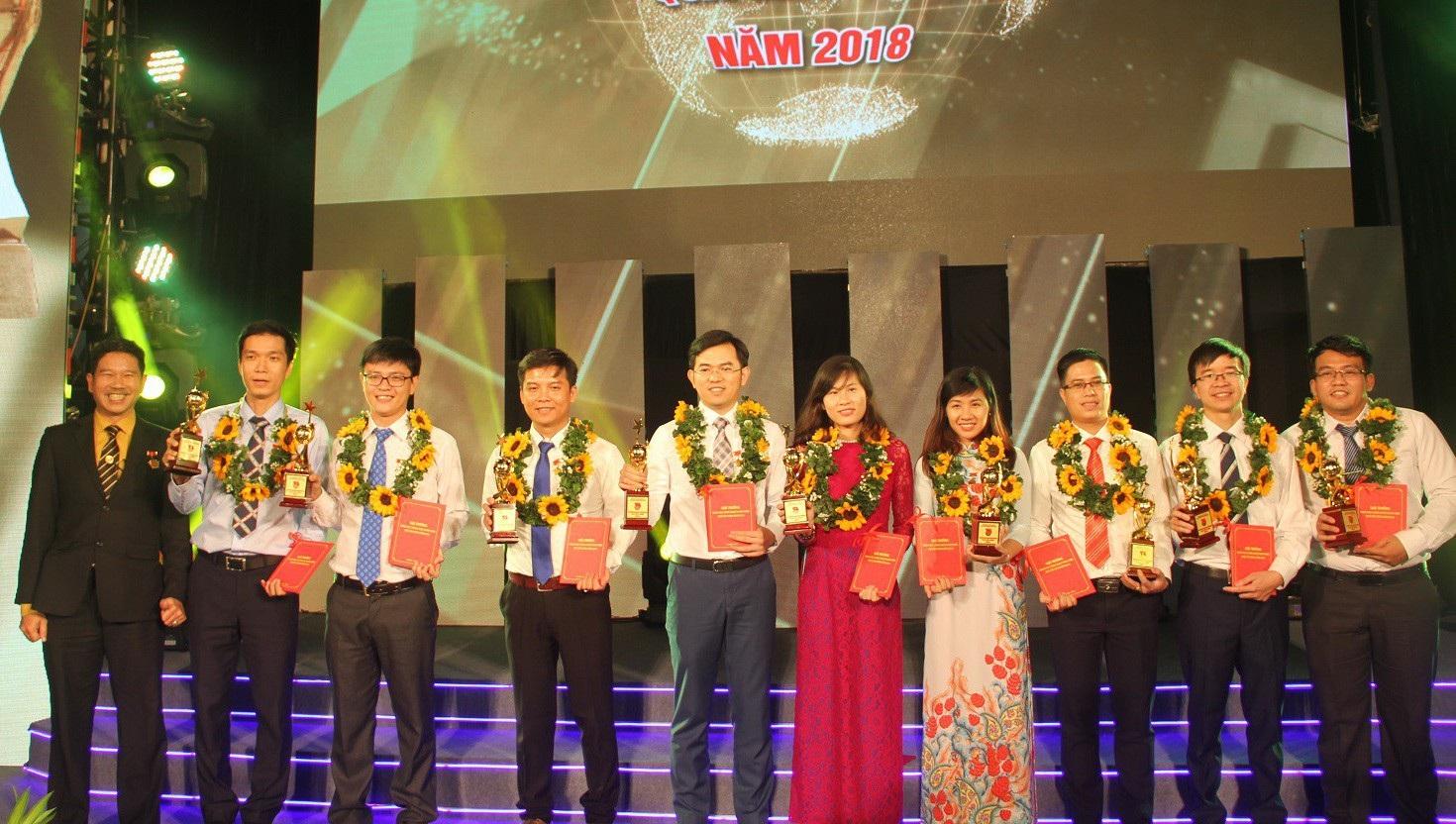 10 tài năng khoa học trẻ nhận giải thưởng Quả cầu vàng 2018 - Ảnh 2.
