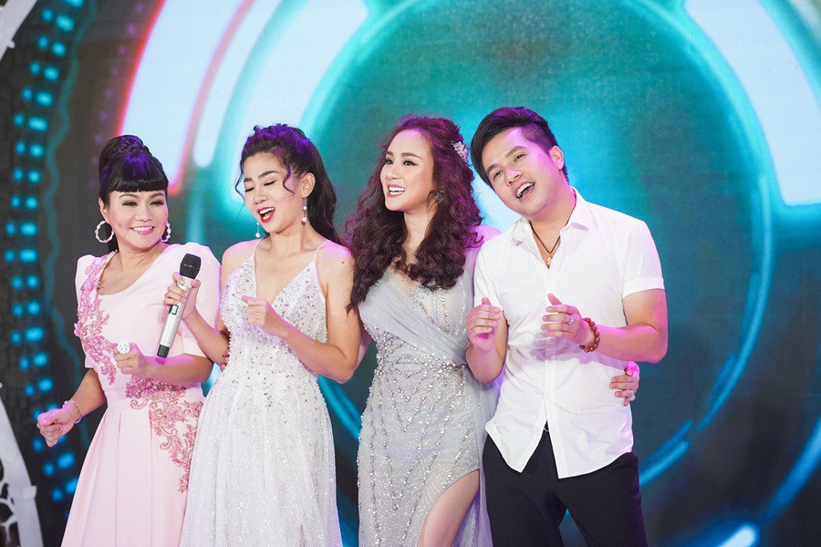 Mai Phương trở lại sau ung thư, hát say sưa cùng Elly Trần, Thúy Diễm - Ảnh 5.