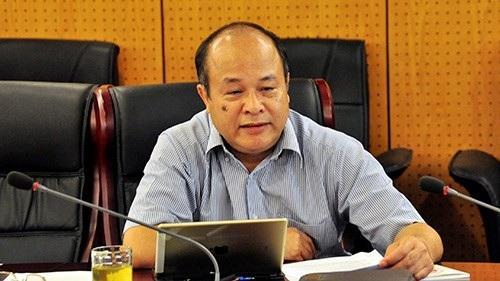 Ông Nguyễn Thế Đồng- nguyên Phó Tổng cục trưởng Tổng cục Môi trường.