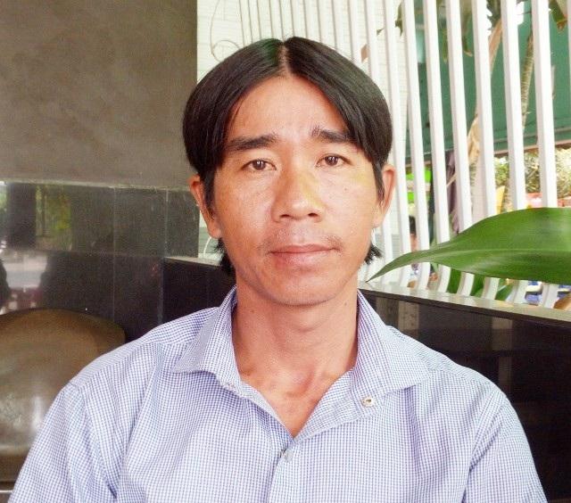 Anh Nguyễn Văn Bằng lo lắng vì không biết 2 bản án, bản án nào đúng, sai.