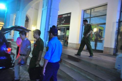 Hà Văn Thắm bị bắt